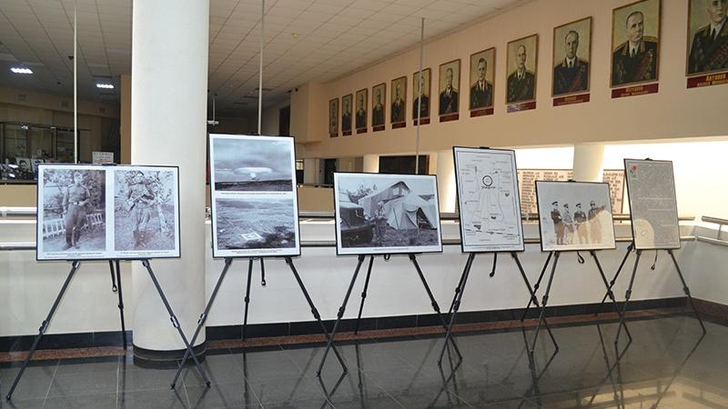 Историю тоцкого взрыва покажут с помощью фото в Уфе