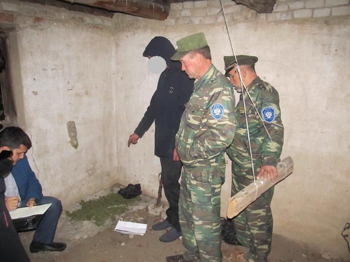 В Новоорском районе задержан мужчина за хранение наркотиков
