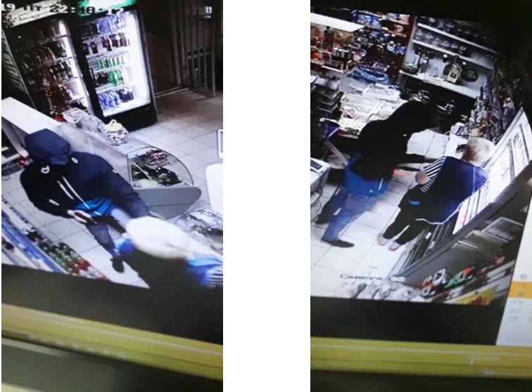 В Оренбурге мужчина, угрожая продавцу оружием, ограбил магазин