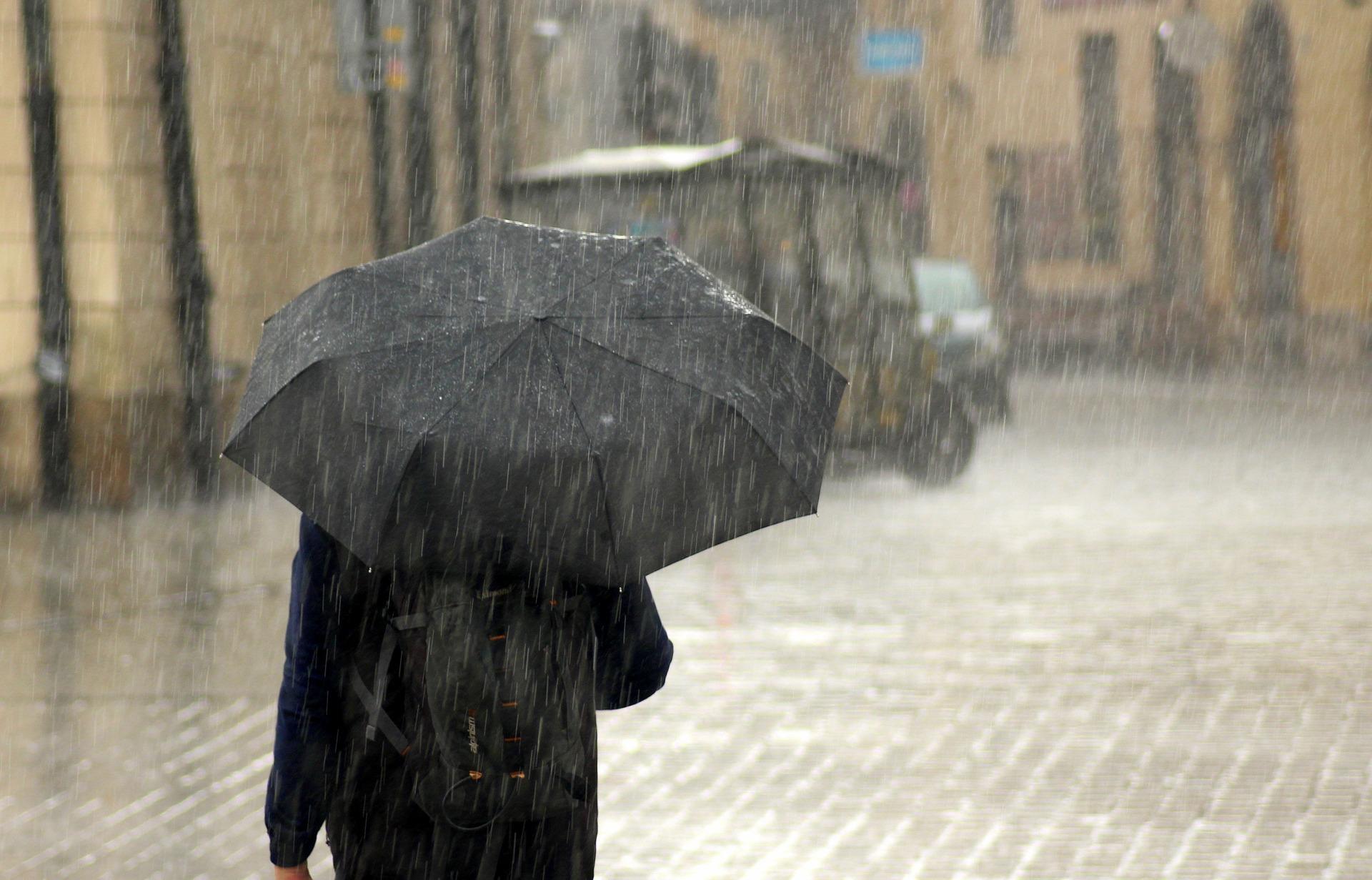 Выходные в Оренбурге будут дождливыми