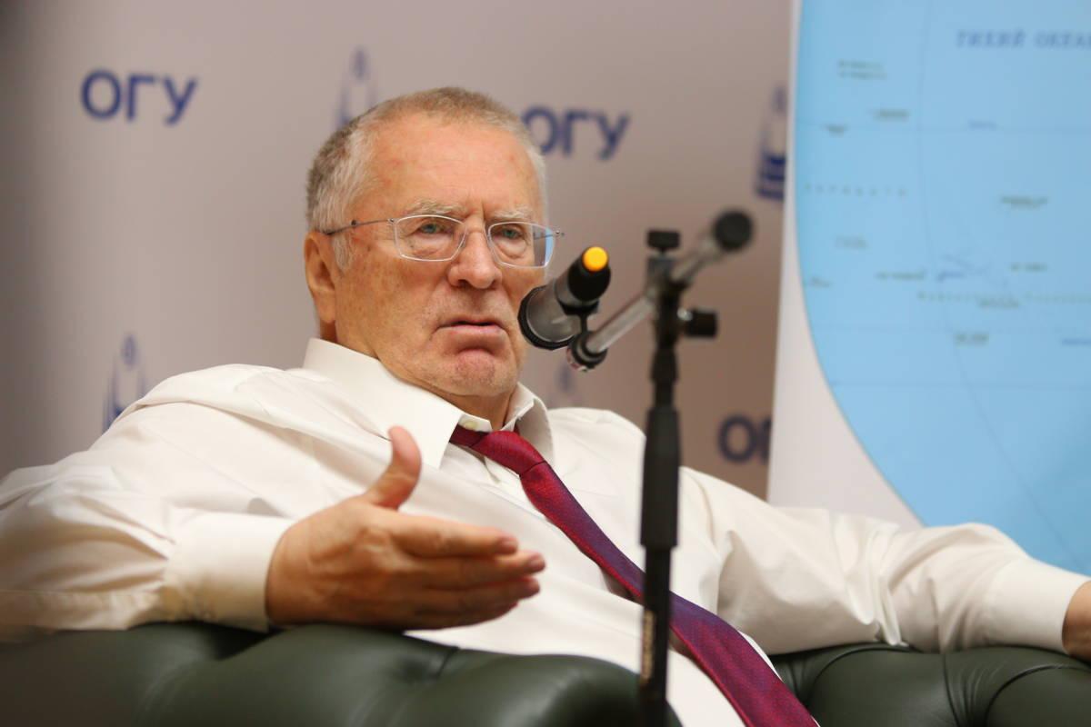 Депутат Заксоба предлагает назвать улицу в Оренбурге в честь Жириновского