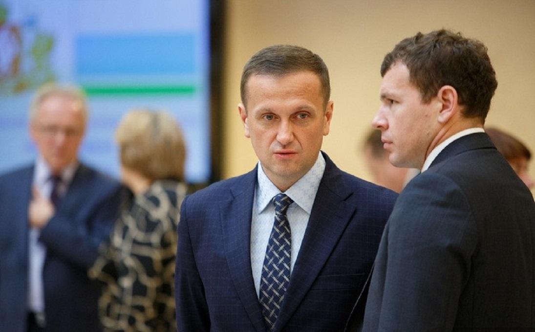 Владимир Ильиных прибыл в Оренбург: Предполагаемый кандидат в мэры ознакомился с новыми владениями