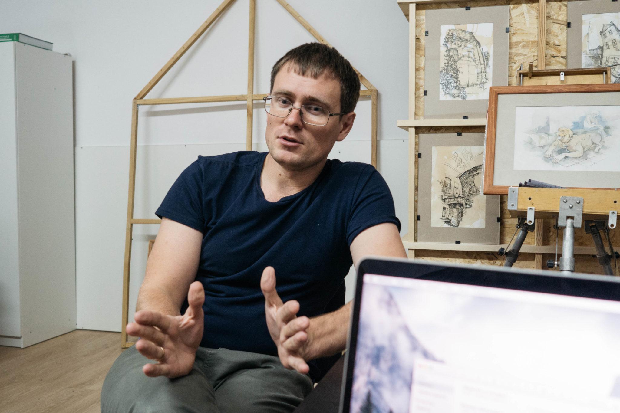 «Нужно предпринимать все возможные усилия, чтобы у старых зданий в Оренбурге появились постоянные владельцы», — архитектор Александр Алексеев, координатор «Том Сойер Феста»