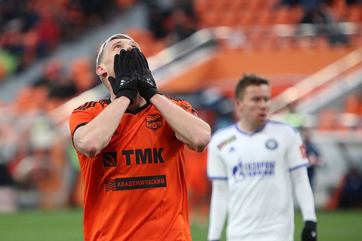 Сняли проклятие: «Оренбург» впервые в своей истории обыграл «Урал»