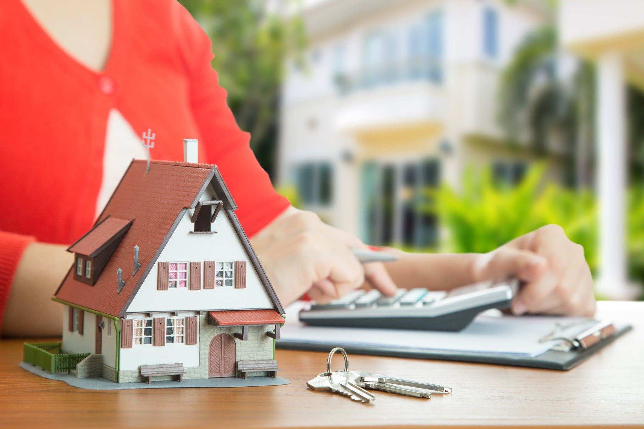 обеспечение займа залогом недвижимости
