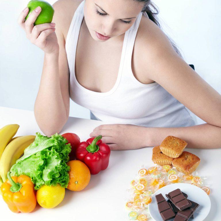 Я Начала Правильно Питаться И Похудела. Это может быть полезно