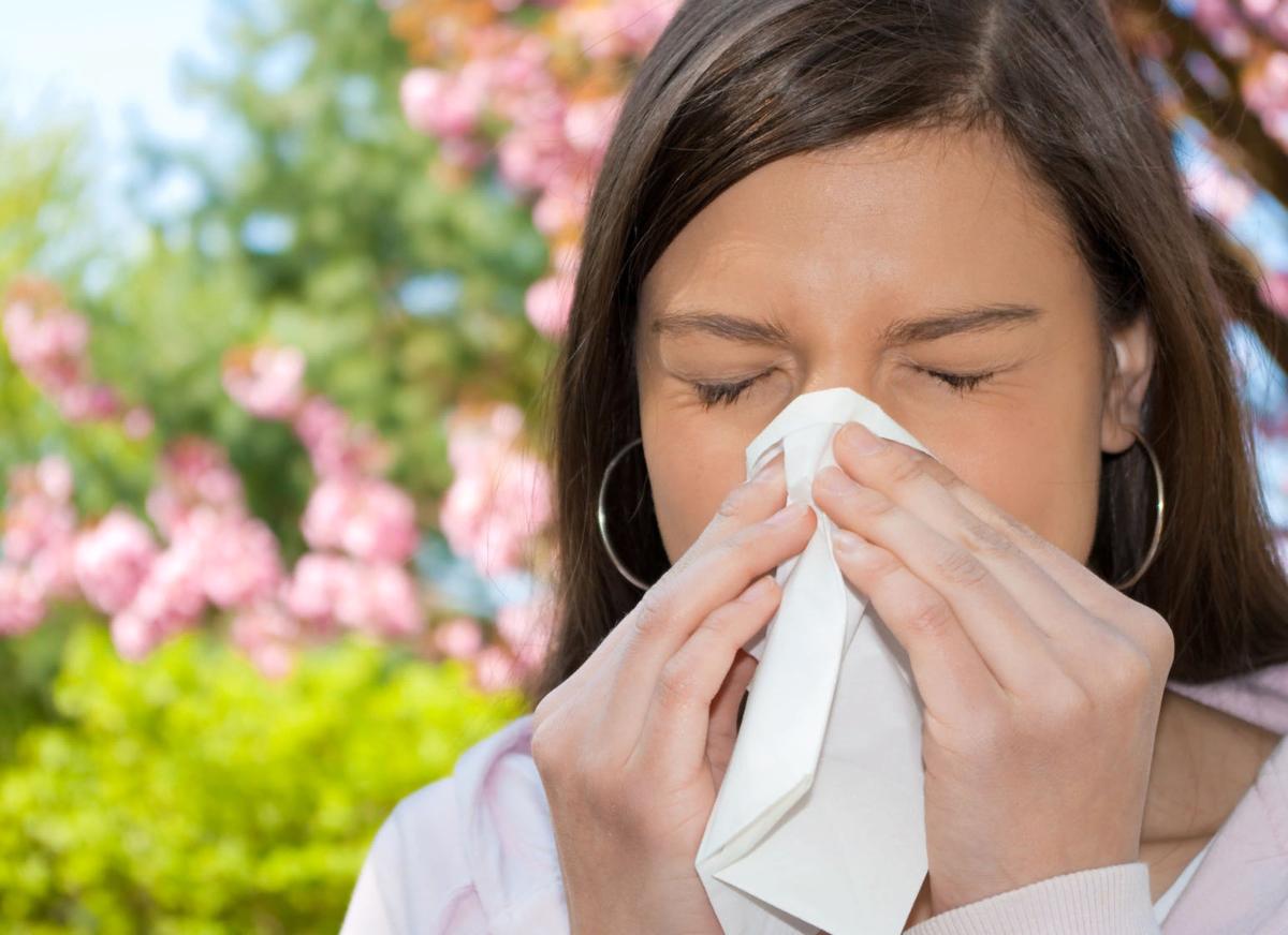 алергия в картинках немецкой