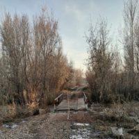 Сразу три моста открылись для движения в Оренбургской области после половодья